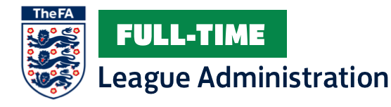 Full-Time League Administration